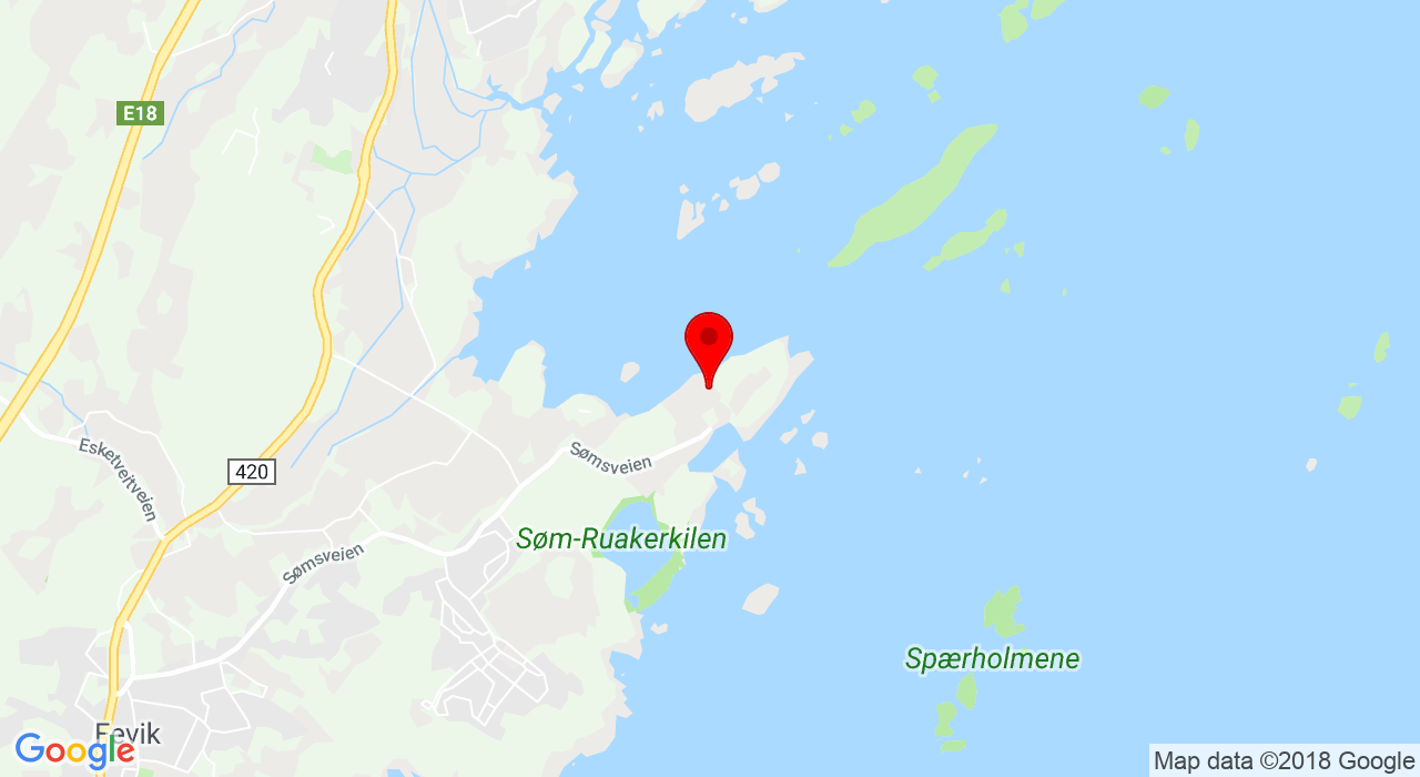 Sømsveien 183, 4870 FEVIK