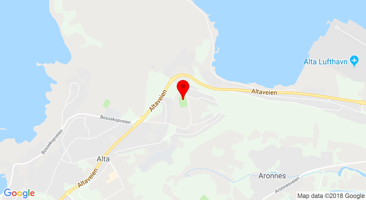 Finnmarkshallen, Skoleveien 6, 9510 ALTA