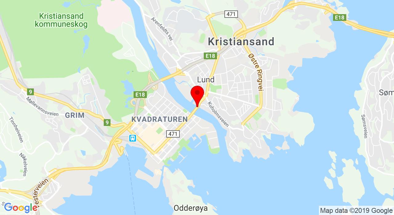 Jegersberg, 4630 KRISTIANSAND S