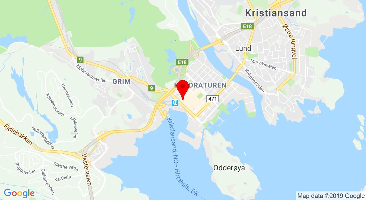 Henrik Wergelandsgate 4, 4612 KRISTIANSAND S