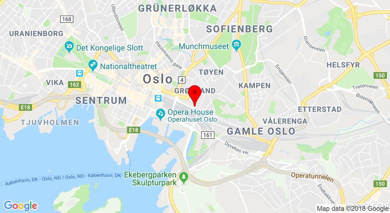 schweigaardsgate 21, 0310 OSLO