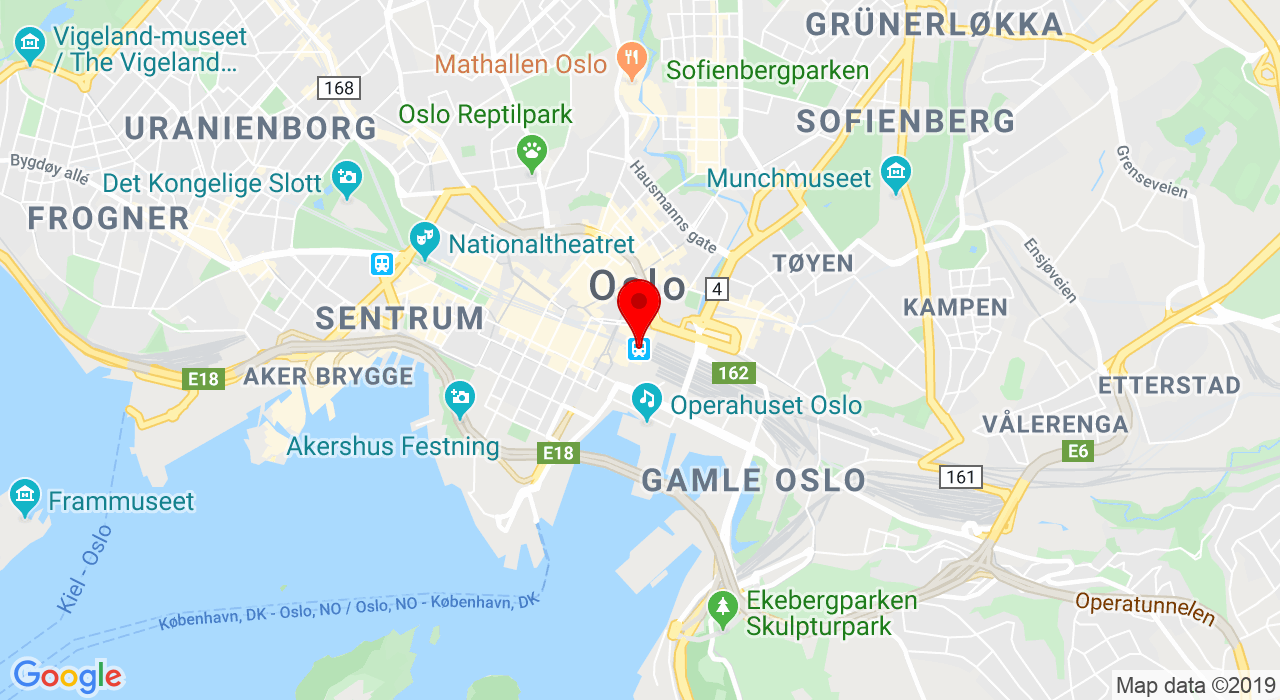 Oslo S, 0154 OSLO