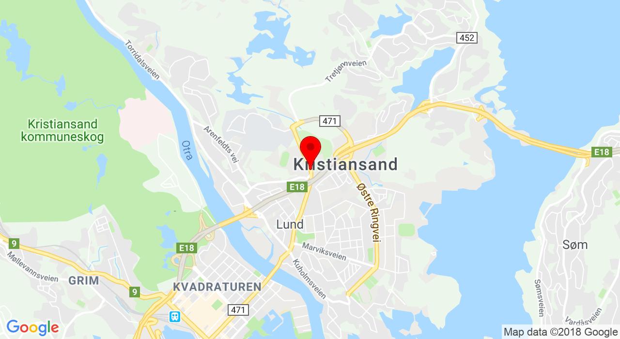 Jegersbergveien 3, 4630 KRISTIANSAND S
