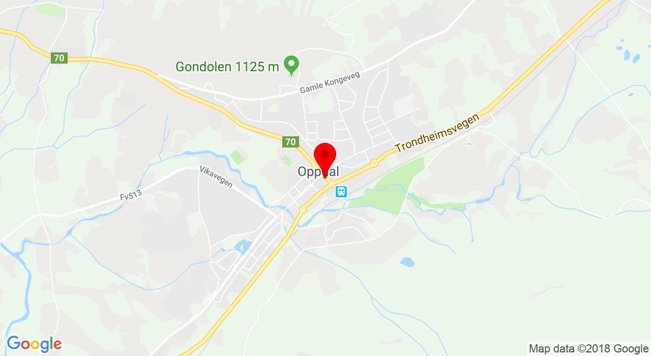 Tidtakerbua Oppdal Skistadion, 7340 OPPDAL