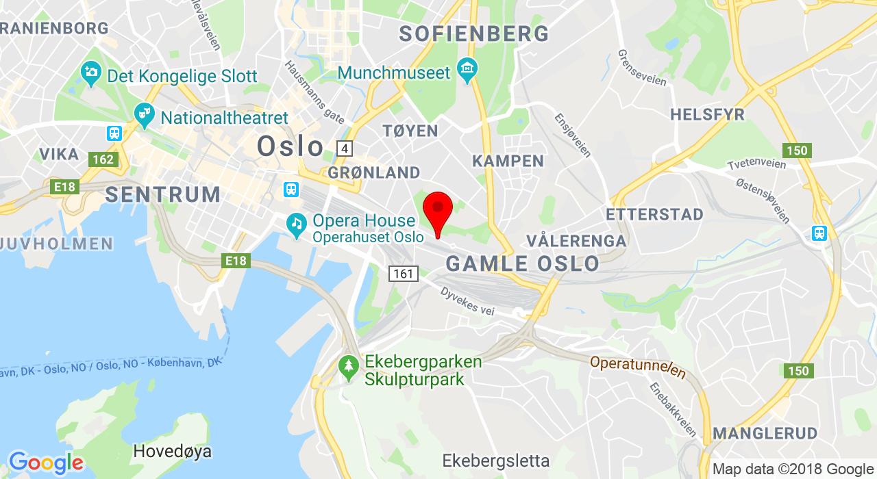 Schweigaardsgate,  Oslo