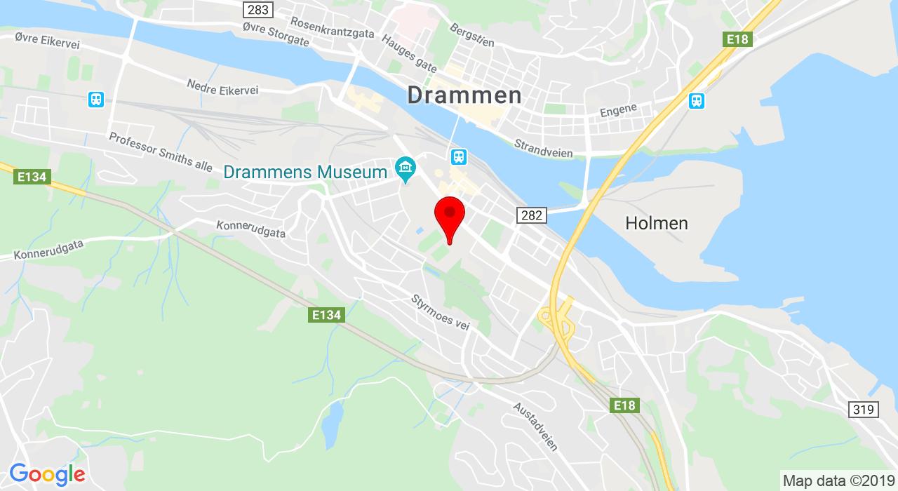 Frisklivssentralen - Inngang B. , Schwartsgt. 6, Idrettens hus, 3043 DRAMMEN