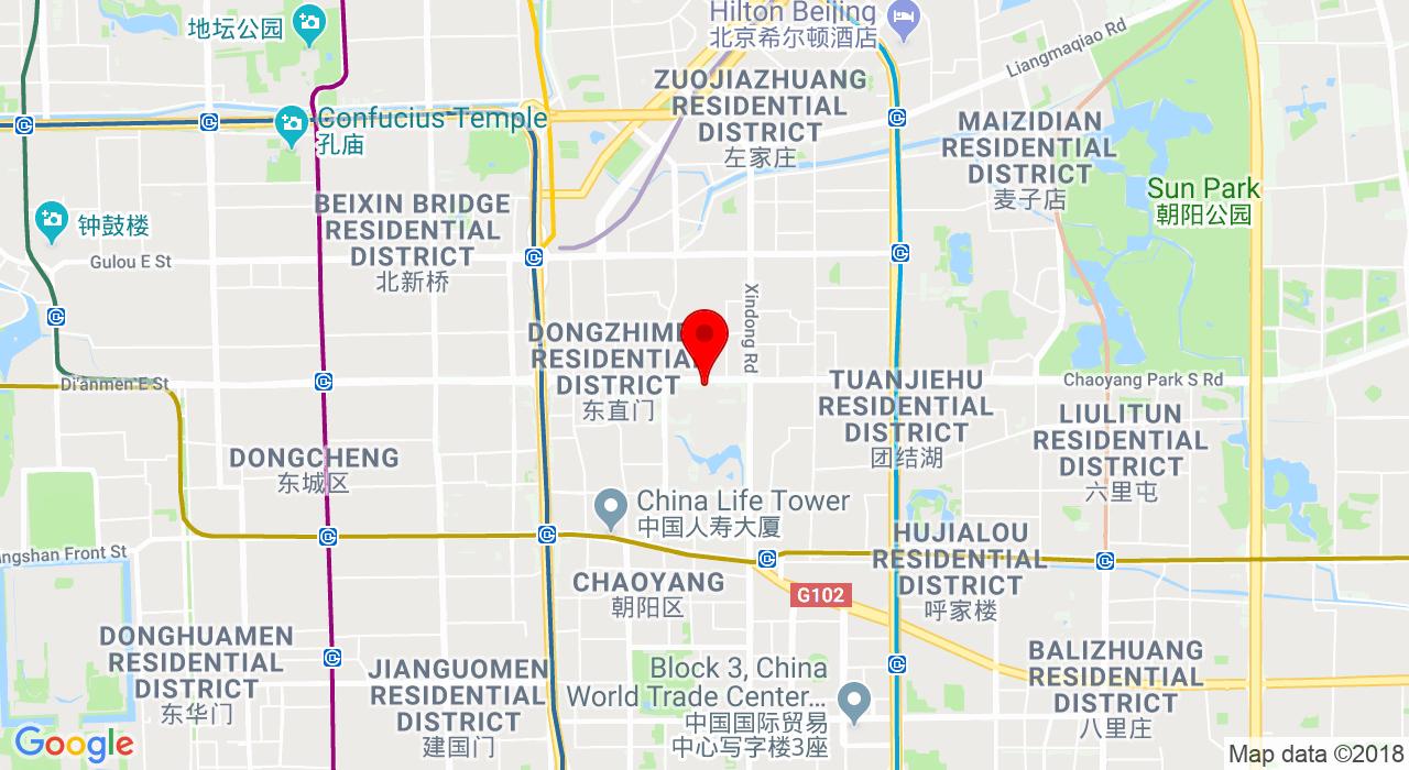 北京市朝阳区工人体育场北门内西侧,