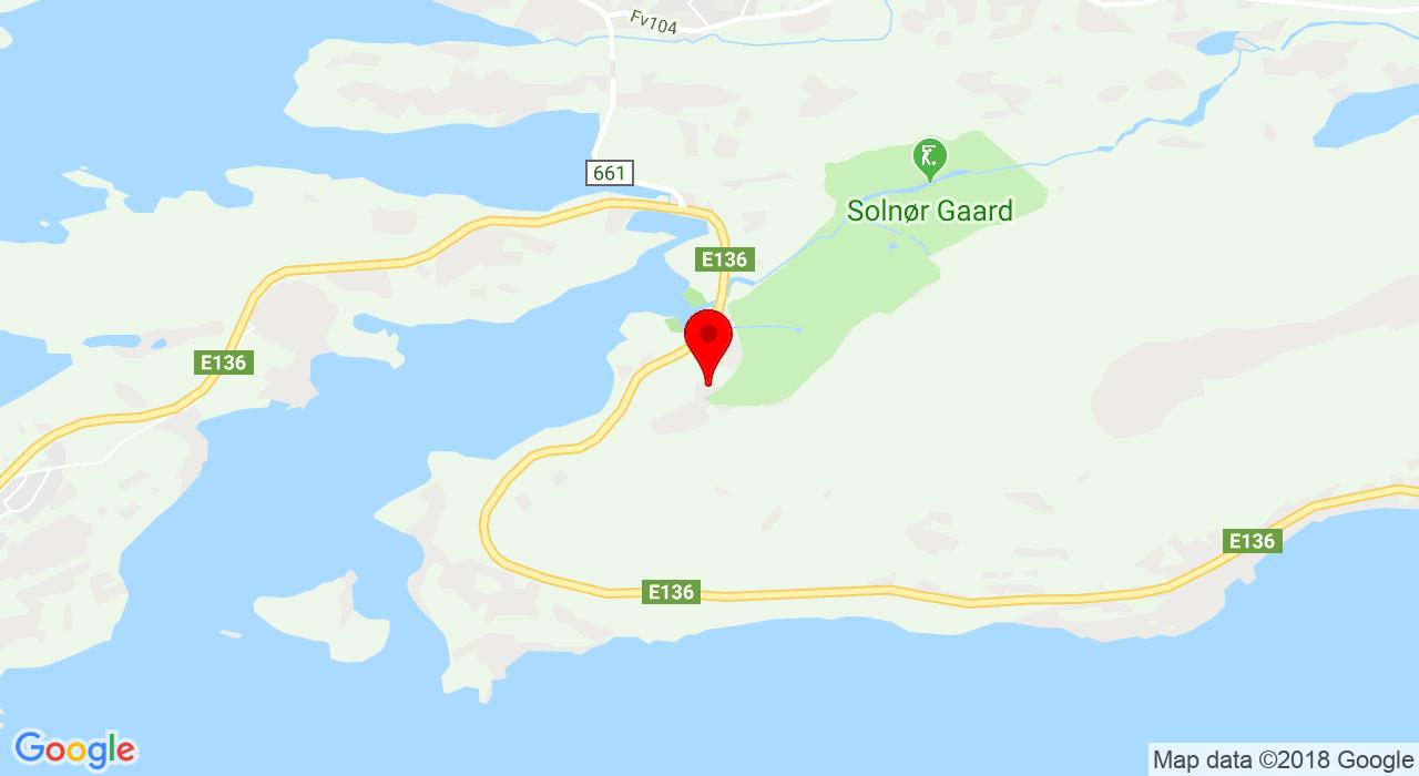 Ålesund Golfklubb, Ålesundsvegen 1710, Solnør, 6260 SKODJE
