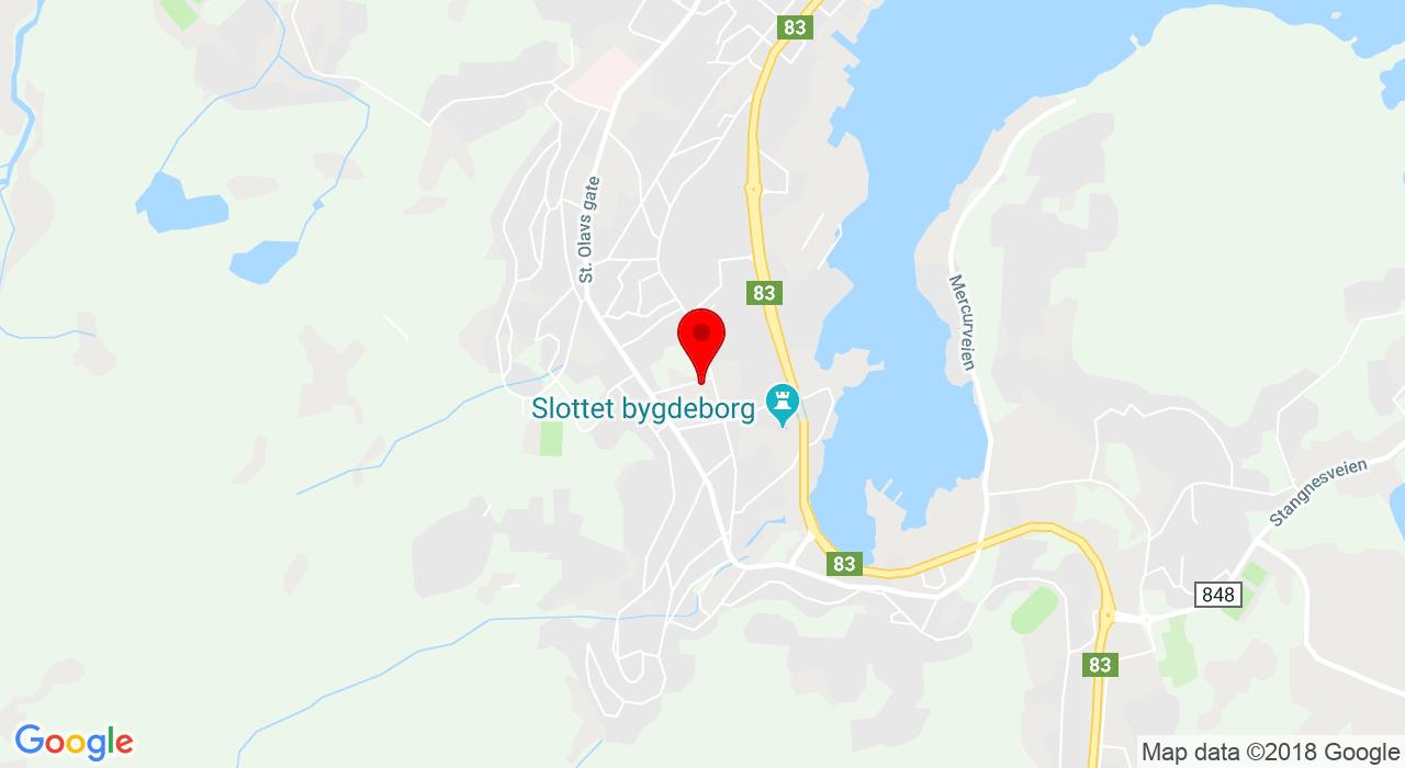 Seljestadhallen,  Harstad