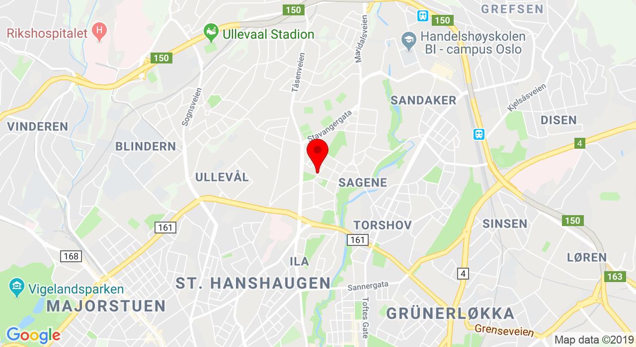 Kristiansands gate 2, 0463 OSLO