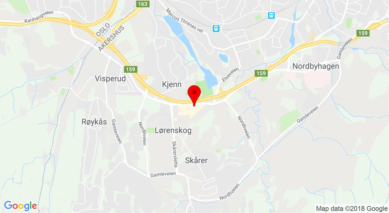 Bibliotekgata 85, 1473 LØRENSKOG