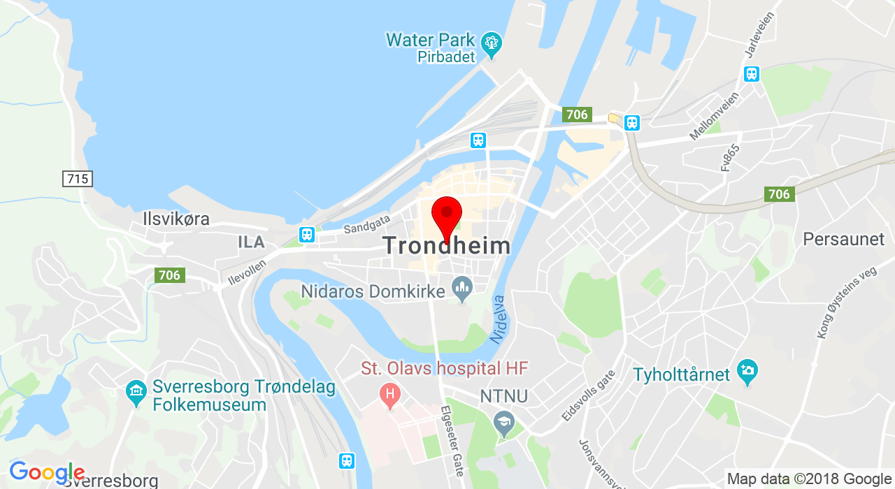 Trondheim, 7000 Trondheim