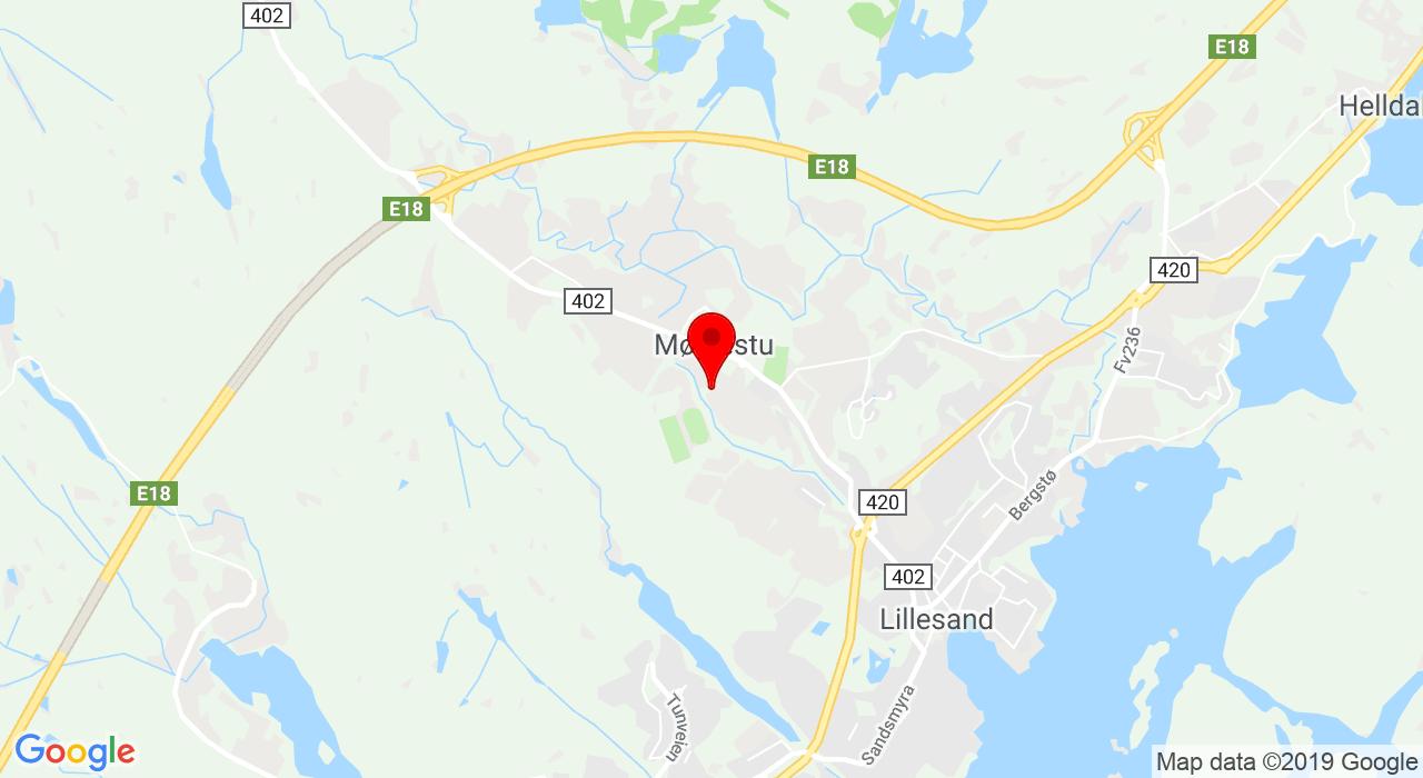 Holtaveien, 4790 LILLESAND