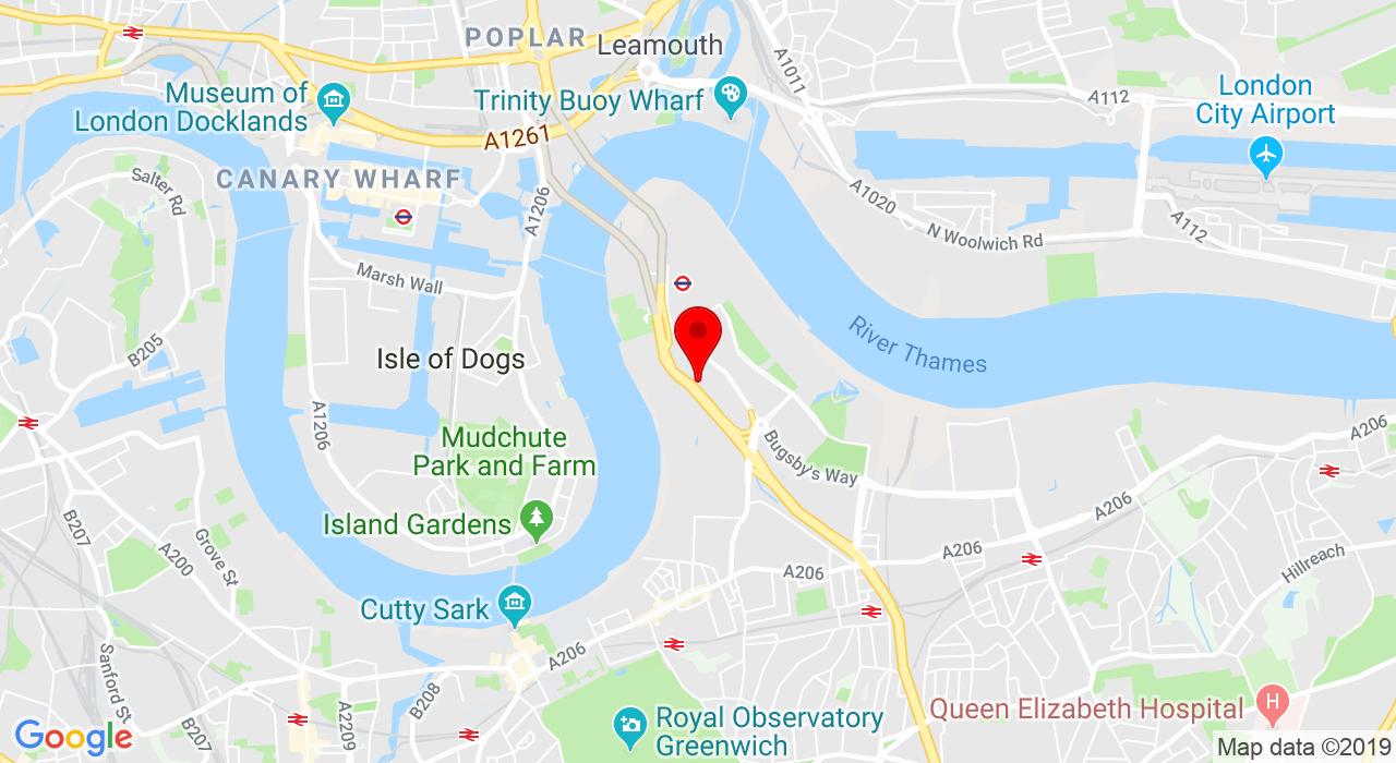 338 Boord Street Greenwich, SE10 0PF London