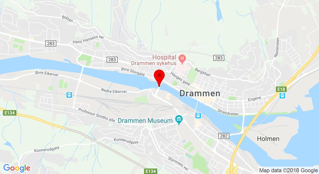 Øvre Sund Bru, 3043 DRAMMEN