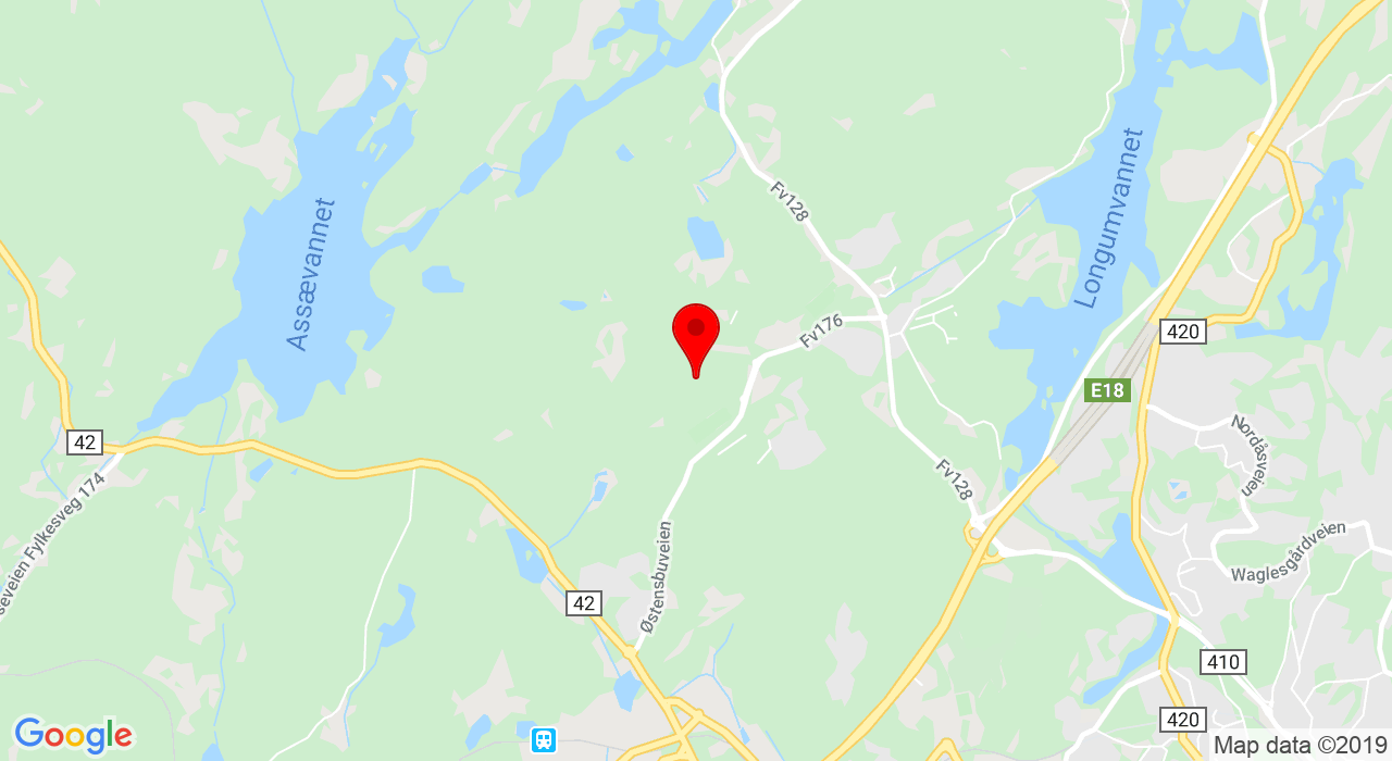 Sør Amfi Arendal, Østenbuveien 80, 4848 ARENDAL
