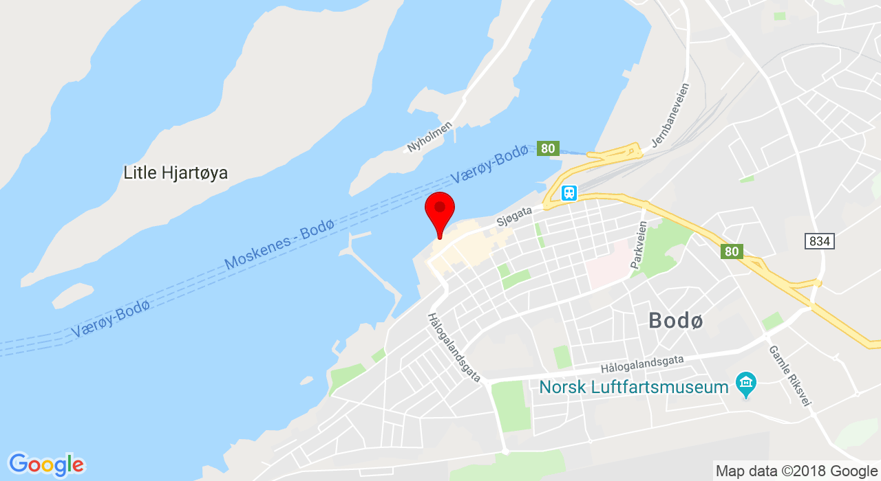 Scandic Havet, Bodø,
