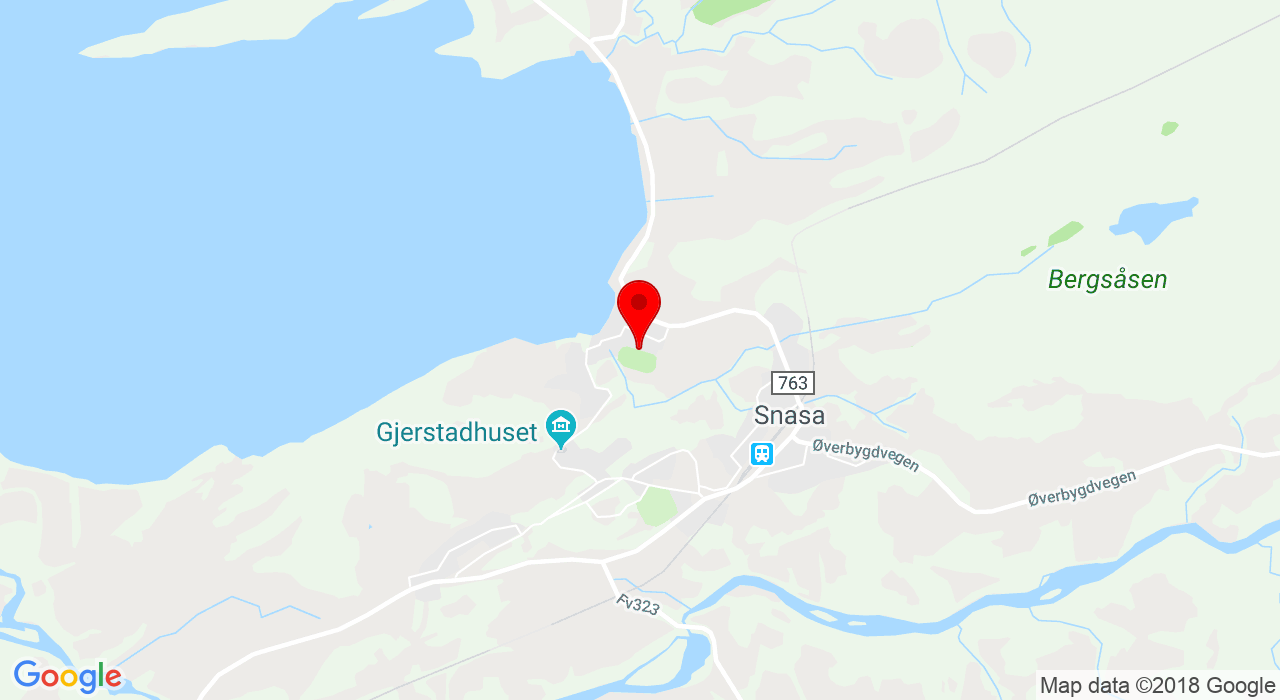 Snåsa Stadion, 7760 SNÅSA