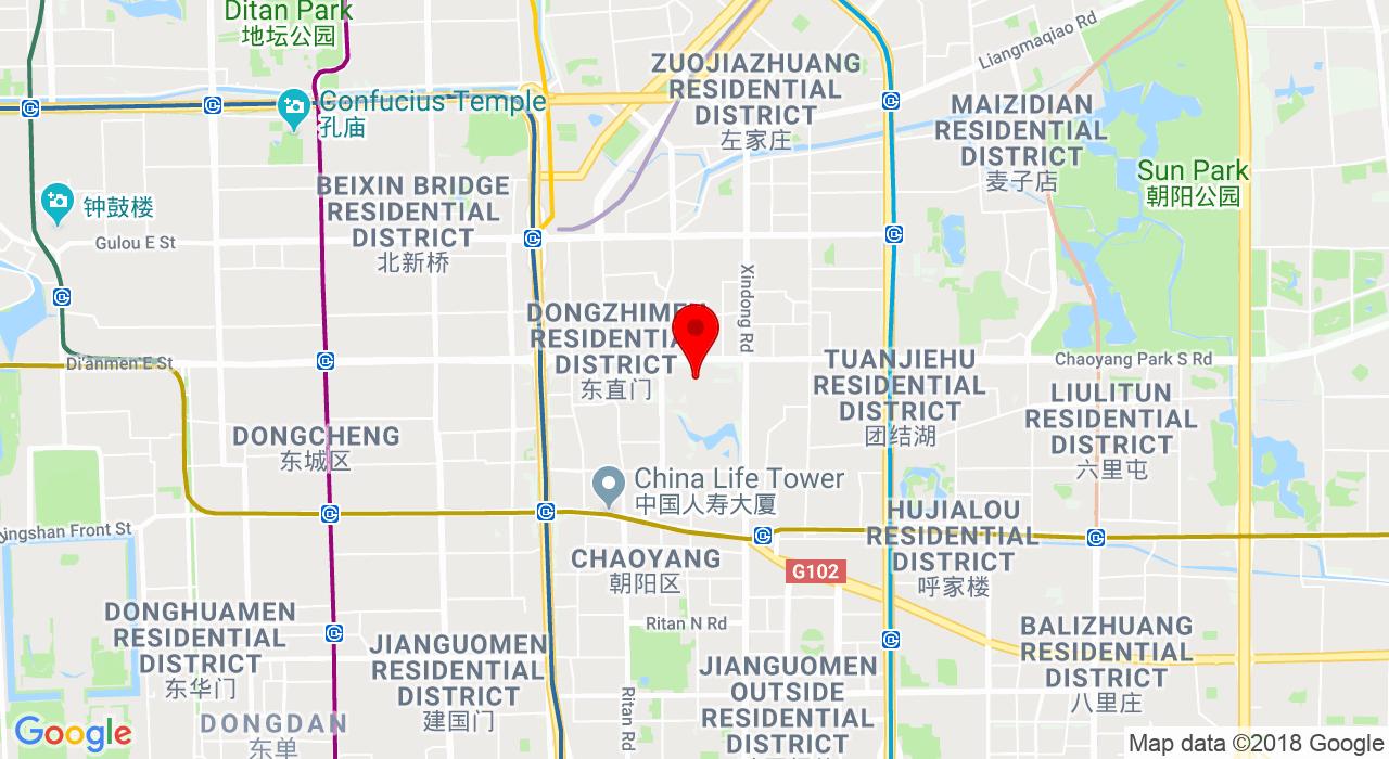 北京市朝阳区工体北门内西侧,