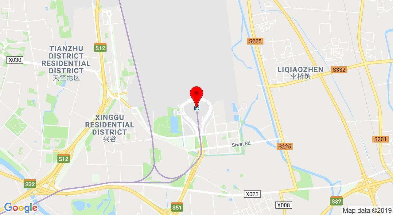 3 locations in Beijing,