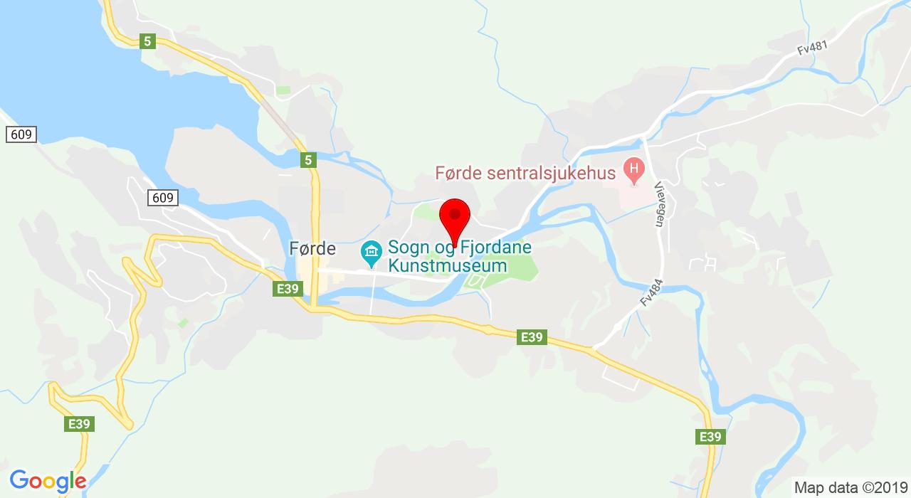 Førdehuset, Angedalsvegen 5, 6800 FØRDE