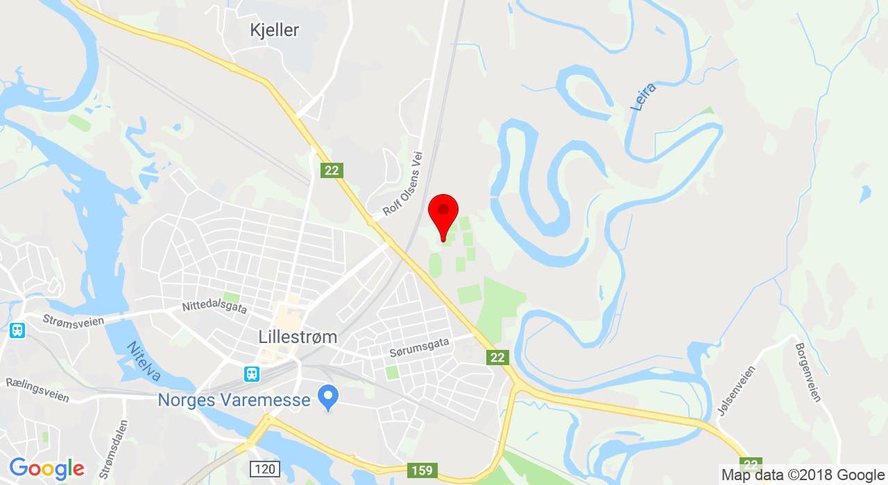 Leiraveien 2, 2000 LILLESTRØM