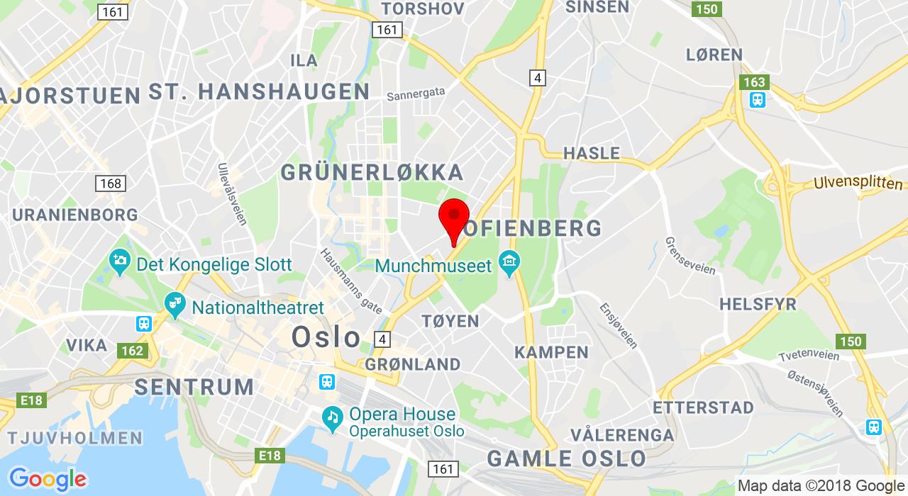 Slurpen,  Oslo