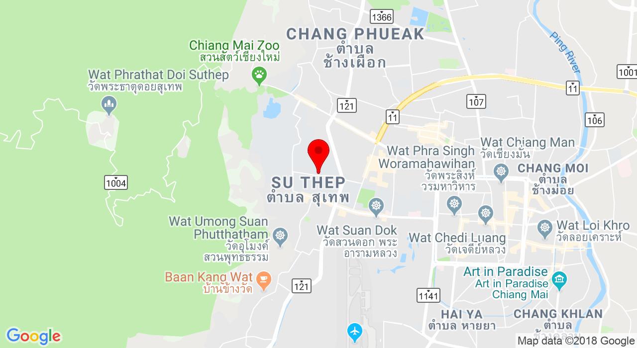 Chiang Mai University, 239 Huay Kaew Road,
