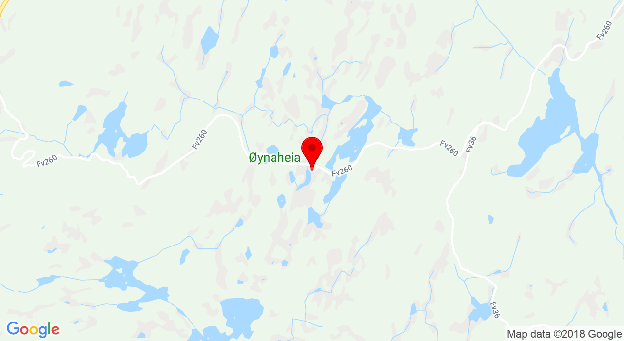 Øynaheia, 4828 MJÅVATN