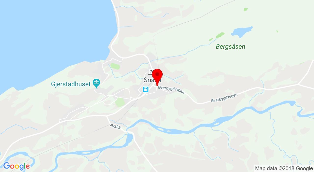 Kafe Midtpunktet, 7760 SNÅSA