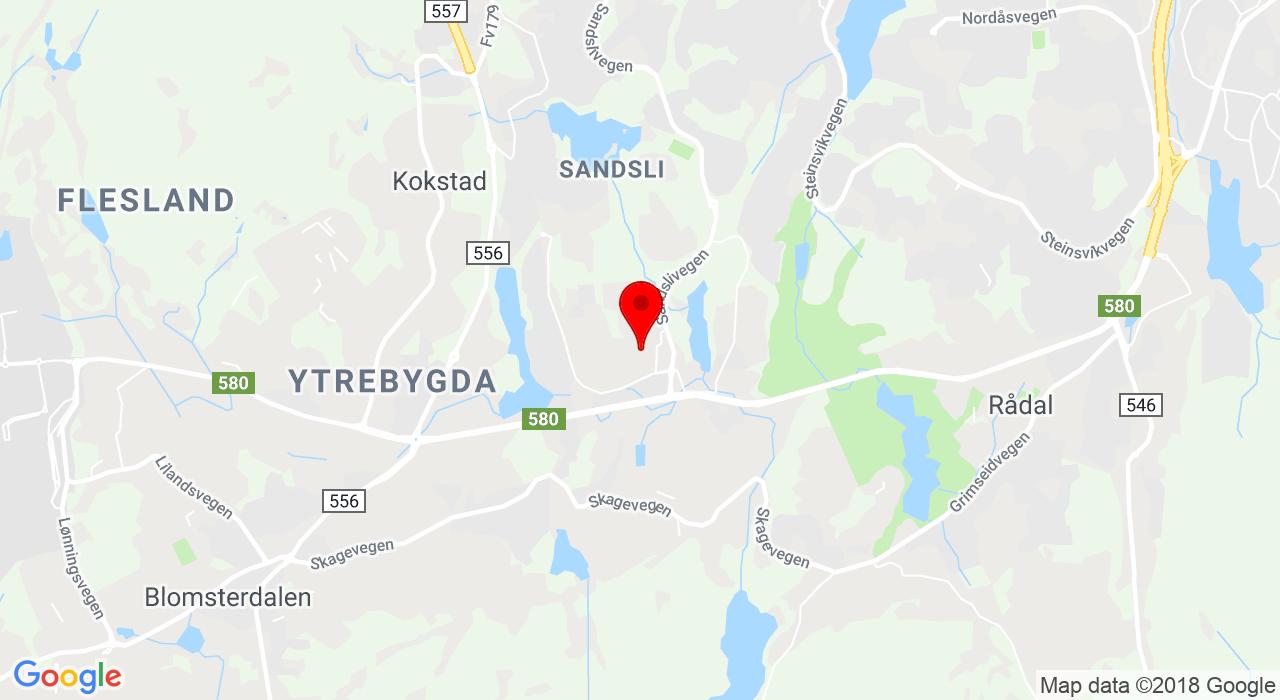 Bergen Bowling Sandsli, Sandslihaugen 10, 5254 SANDSLI