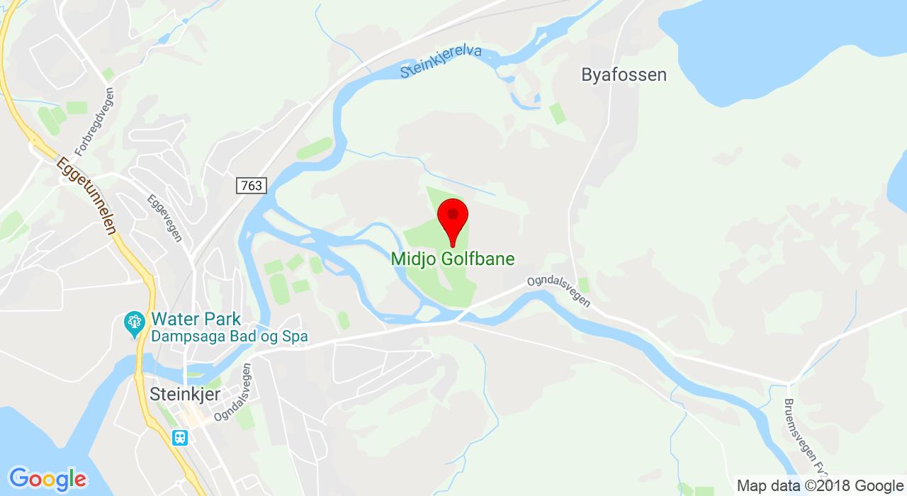 Midjo Golfbane, 7716 STEINKJER