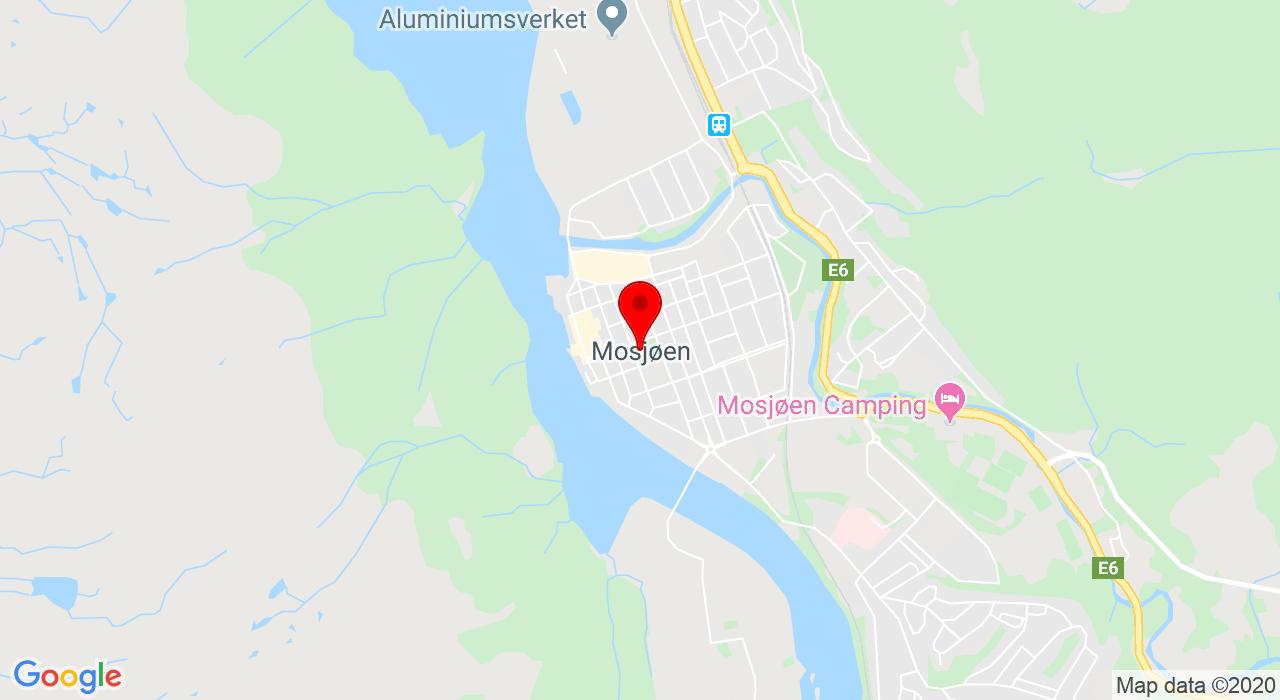 Auflesvegen 87, 8658 Mosjøen