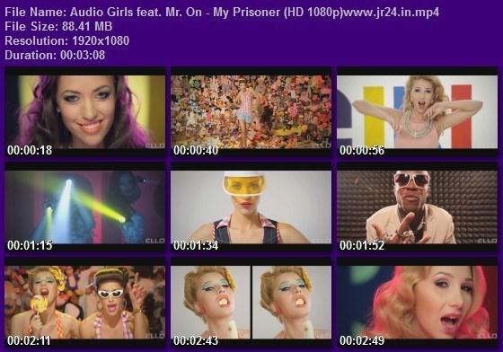 My prisoner- Audio Girls ft Mr.ON