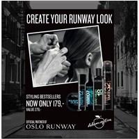 CREATE YOUR RUNWAY LOOK