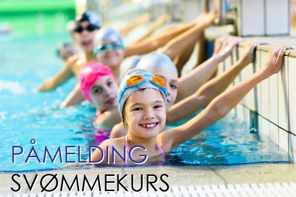 Påmelding svømmekurs SKI SK