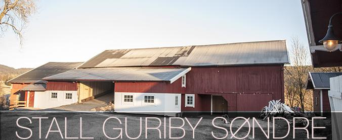 Stall Guriby Søndre