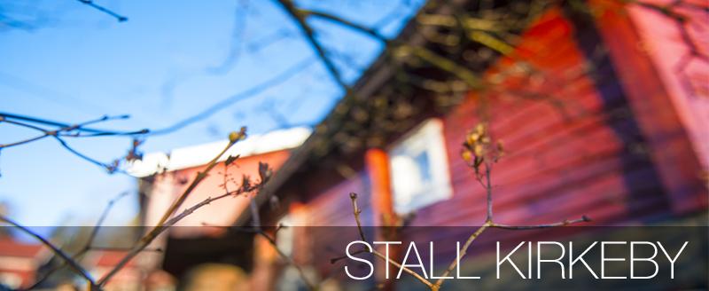Stall Kirkeby