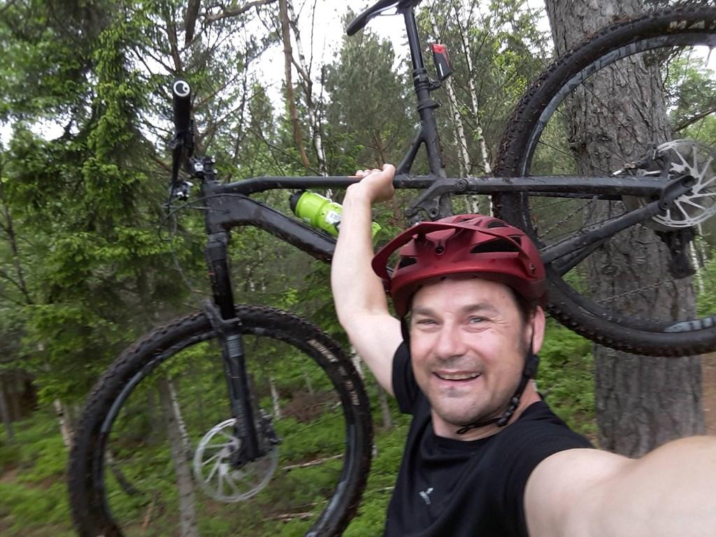 Sykkelmannen gjenbruk