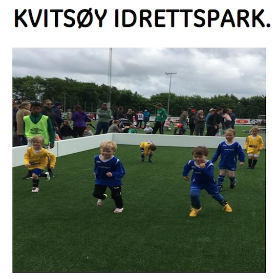 Kvitsøy Idrettspark