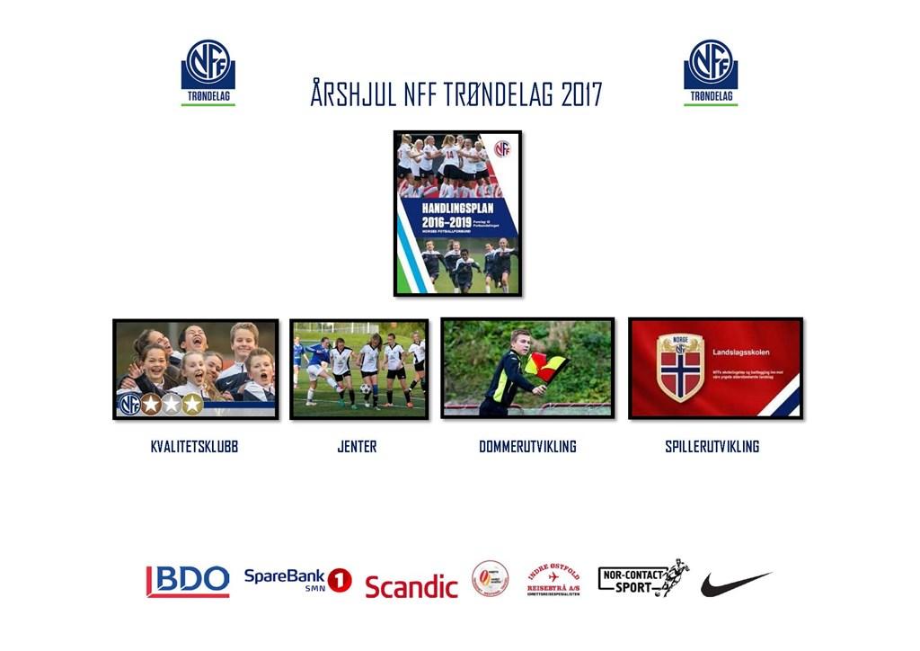 Årshjul NFF Trøndelag/Trøndelag Fotballkrets