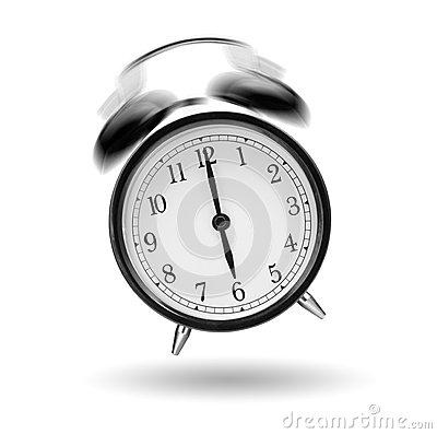 Alarm Clock Ringing Gif