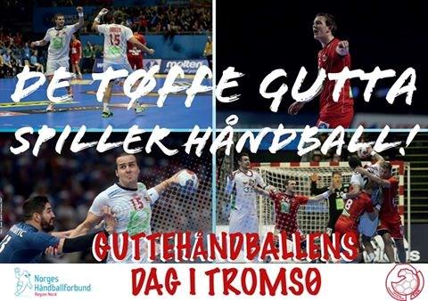 Tromsø Håndballklubb sitt bilde.