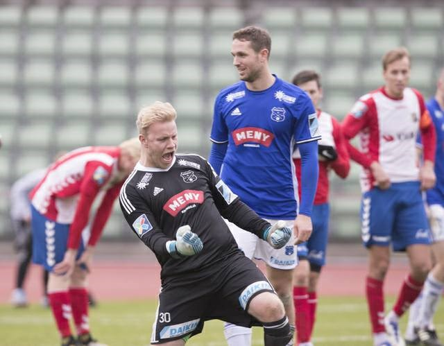 Korsvoll Fotball sitt bilde.