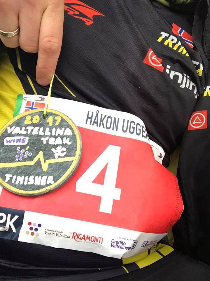 Håkon Niemi Uggerud sitt bilde.