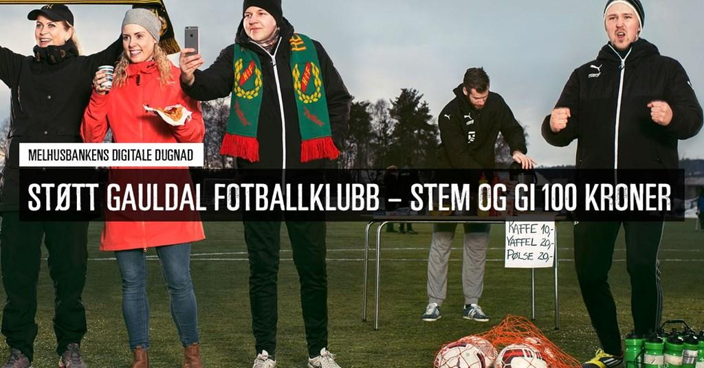 Gauldal Fotballklubb sitt bilde.