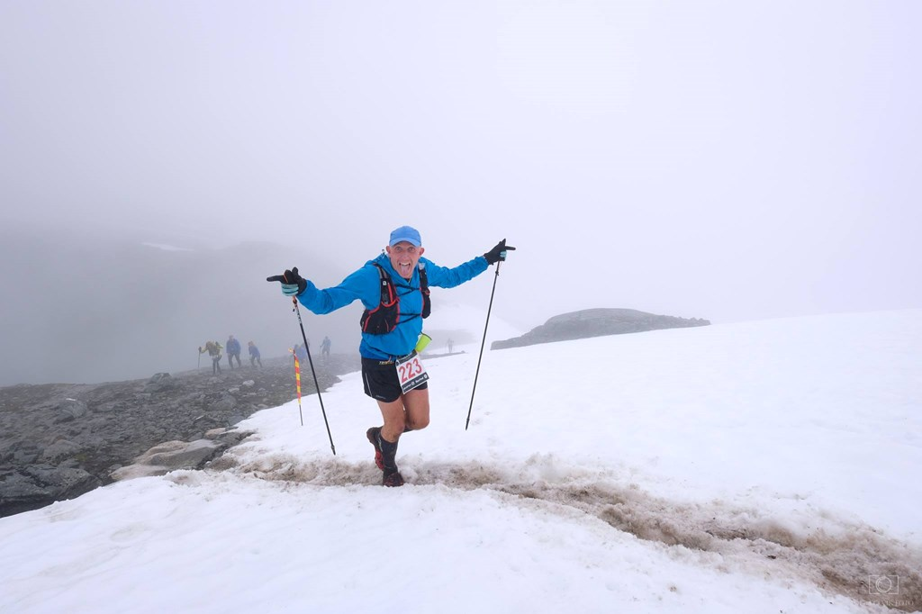 Hornindal Rundt - Norway's toughest mountain race sitt bilde.