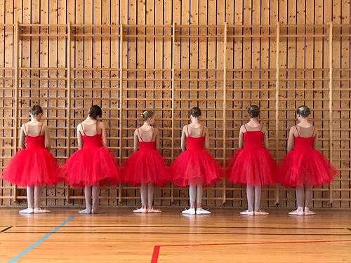 Ballettavslutning 2017 I