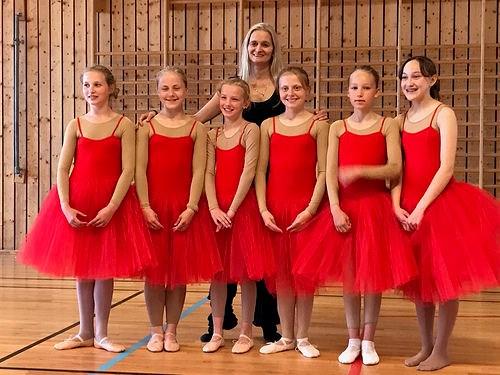 Ballettavslutning 2017 II