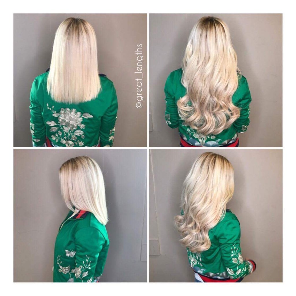 Louise Angelica Great Lengths
